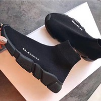 Balenciaga Man or Woman Boots Fashion Breathable Sneakers Running Shoes