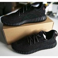 Adidas Yeezy Boost 350 Men And Women High Quality Trend Comfortable Sports Running Shoes F