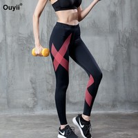 Yoga Pants Women Fitness Tights Training Pants Sports Gym Leggings Workout Sportswear Jogging Tracksuit Running Active Trousers