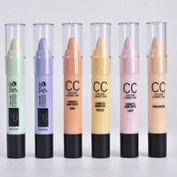 1pcs lot New Concealer Pens Brand Cosmetics Beauty Makeup highlighter Concealers Primer M02349