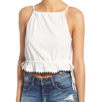 Tarot Cropped Cami by MINKPINK