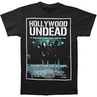 Hollywood Undead Film Poster T-Shirt
