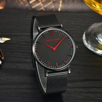 Gift Good Price Great Deal Trendy Stylish New Arrival Awesome Designer's Ladies Waterproof Watch [10757666499]