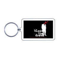 Bleed The Dream Plastic Key Chain Multi