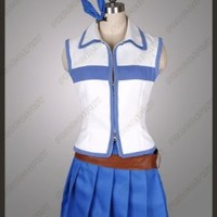Fairy Tail Lucy Heartfilia Cosplay Costumes