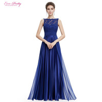 Evening Dresses Gorgeous Formal Round Neck Lace Long Sexy Red Women Party 2016 HE08352VE Special Occasion New Arrival