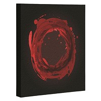 Viviana Gonzalez Abstract Circle 3 Art Canvas