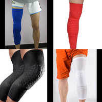 1 Pc Sport Safety Football Volleyball Basketball KneePads Tape Elbow Tactical Knee Pads Calf Support Ski Snowboard Kneepad Hot