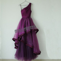 Elegant soft tulle ball gown / cocktail dress / prom dress
