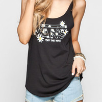 Vans Daisee Womens Tank Black  In Sizes