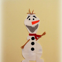 Olaf inspired felt build a snowman , Frozen theme toy, Christmas game, Christmas toy, felt pretend play, Olaf inspired toy