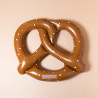 Pretzel Brown Pool Float