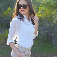 Weekends At The Country Club Shorts - Khaki