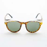 Upcycled Metal Sunglasses in Tortoiseshell - Urban Outfitters