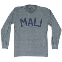 Mali City Vintage Long Sleeve T-shirt