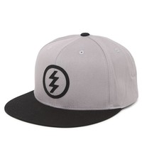 Electric Patch Snapback Hat - Mens Backpack - Gray - One