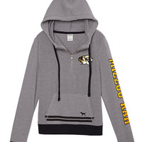 University of Missouri Bling Pullover Hoodie - PINK - Victoria's Secret