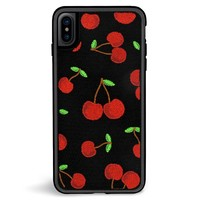 Cherry iPhone XS Case