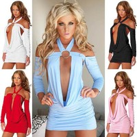 Hot Deal Cute On Sale Ladies Sexy Mini Exotic Lingerie [6596331331]