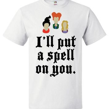I'll Put A Spell On You - Sanderson Sisters