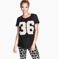 H&M Jersey Top $12.95