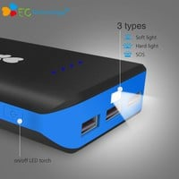 18650 Power Bank USB Charger Battery Pack