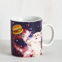 Cats Cosmos of All Mug by ModCloth