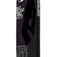 Teen Wolf Creatures Of The Night 3 iPhone 6 Case