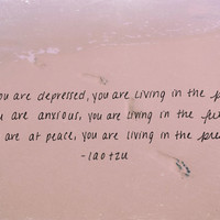 Monday Quote: Live In The Present - Free People Blog