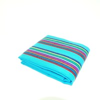 Serape fabric by the yard, Fiesta party decor, Mexican party theme.