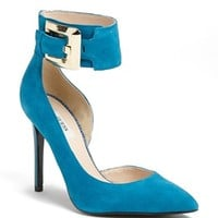 GUESS 'Adal' Ankle Strap d'Orsay Pump