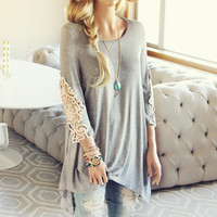 Tilly Lace Tee