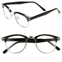 KW 'Wade' Clear Glasses | Nordstrom