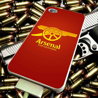 arsenal football club for iPhone 4/4s/5/5s/5c/6/6 Plus Case, Samsung Galaxy S3/S4/S5/Note 3/4 Case, iPod 4/5 Case, HtC One M7 M8 and Nexus Case ***