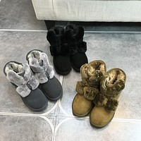 ugg boots boots and thicken cotton shoes in women's boots