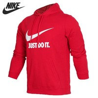 Original New Arrival 2018 NIKE Men's Pullover Hoodies Sportswear