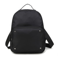 Stylish Hot Deal College Comfort On Sale Casual Back To School Korean Backpack [4915432772]