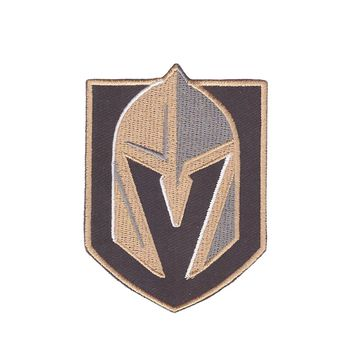 New Products Las Vegas Golden Knights Primary NHL Team Logo Embroidered Hockey Jersey Patch