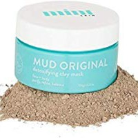 Mint Skin MUD Original Australian Healing Clay Mask | Purify, Refine & Balance| Face Mask | Detox Mask | Acne, Pimples, Eczema, Scarring, Refines & Tightens Pores Removes Blackheads