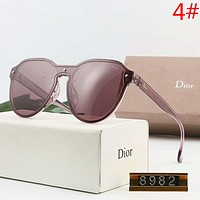 DIOR Fashion New Polarized Sunscreen Leisure Glasses Eyeglasses Women