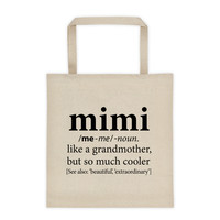 Mimi Gift Tote | Definition Collection