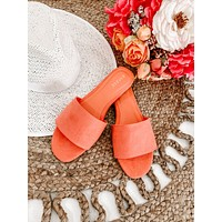 Set Free Sandals (Coral)
