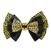 DC Comics Batman Na Na Na Na Hair Bow