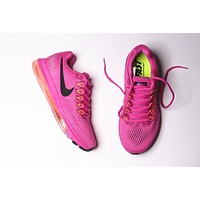 nike zoom all out low 3/4 Zoom Air Max Pink 878671-600