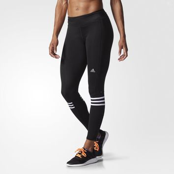 adidas Response Long Tights - Black | adidas US