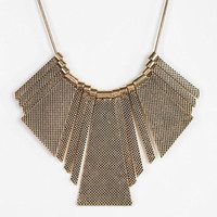 Urban Outfitters - Cleo Bib Necklace