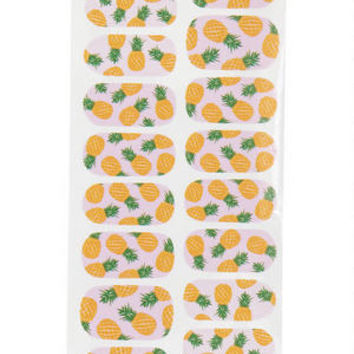 Pineapple Nail Stickers