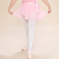 1X Fashion Flower Girls Baby Child Chiffon Ballet Tutu Dance Mini Skirt Skate Dance Wear