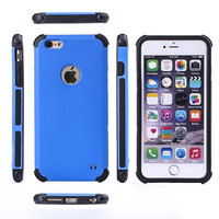 Otterbox For Iphone6/6G Cell Phone Cases Double Protection Cover For Iphone6/6G Candy Color Shakeprof Back Cover Fingerprint-proof Phone Shell = 1958268996