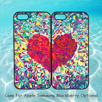 Best Friends Love in Pairs for iphone 5 case, iphone 4 case, ipod 4, ipod 5, note 2 case, Samsung S3, Samsung galaxy S4, blackberry z10, q10